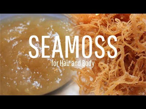 Diy Seamoss Gel For Hair And Body Dr Sebi Method Youtube Hair Gel Recipe Dr Sebi Smoothie Recipes Strawberry