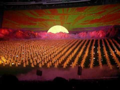 北朝鮮版 北国の春 Japanese Enka Song North Korean Version