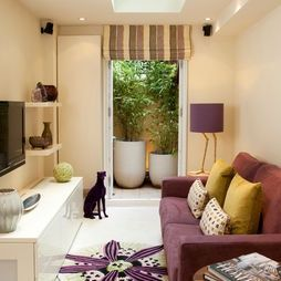Spaces Small Living Room Design, Pictures, Remodel, Decor and Ideas - page 7