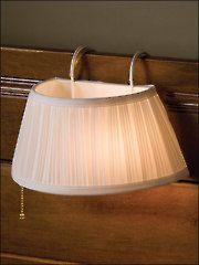 Crochet - Headboard Lamp - #5537