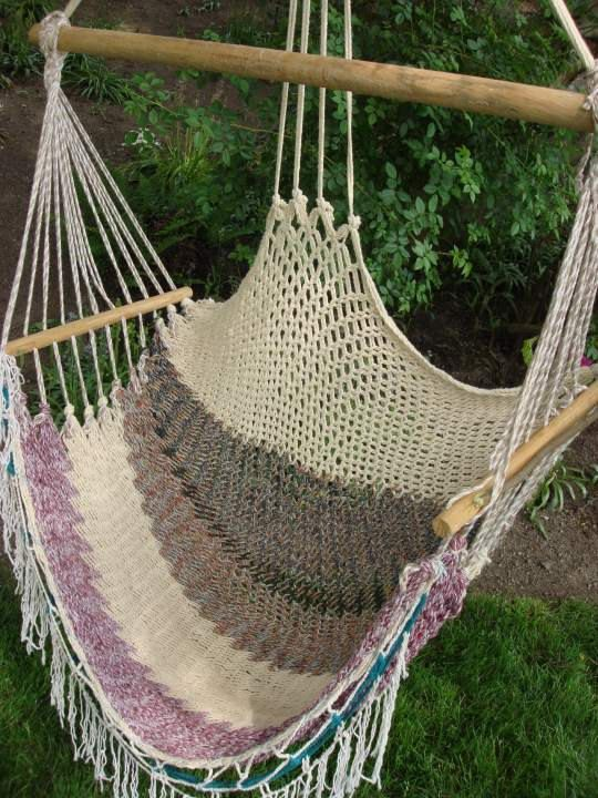 Macrame Vintage And Chairs On Pinterest