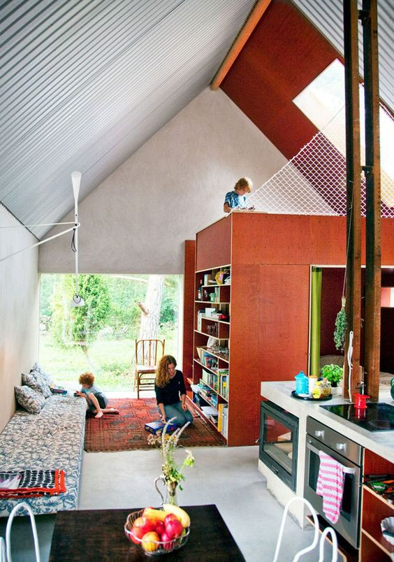 How To Build A House With A Limited Budget in Sweden | DesignRulz