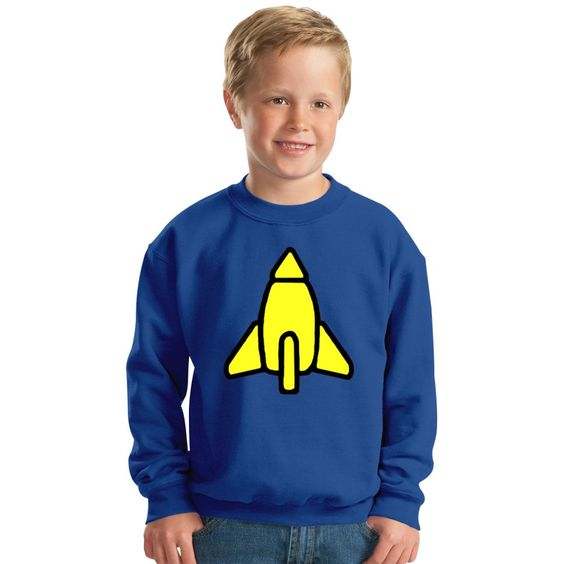 Reggie Rocket Kids Sweatshirt