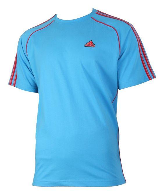 """Schickes neues Adidas Herren T-Shirt """"Crew"""" jetzt bei der Markenboerse!"""