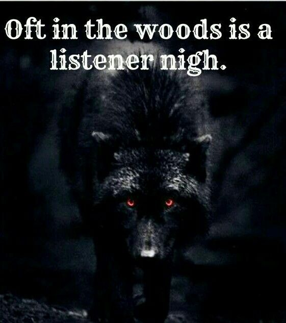 The wolf.