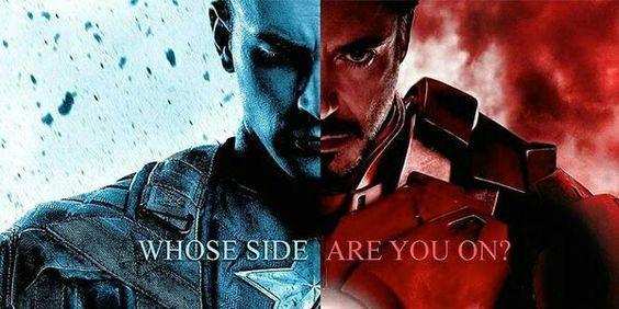 Captain America Civil World