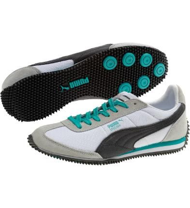 Speeder Mesh II Women's Sneakers, white-gray violet-dark shadow
