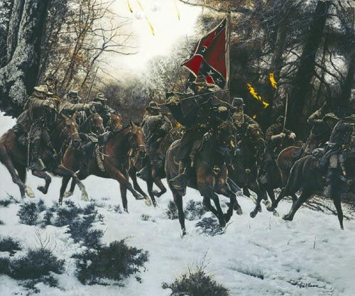nathan bedford forrest-The battle of fallen timbers.