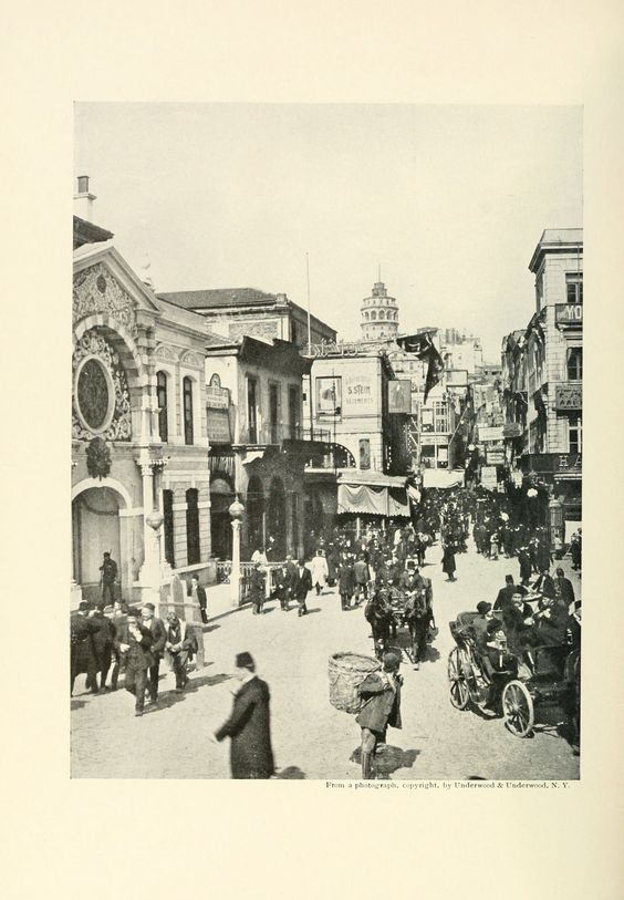 OTTOMAN EMPIRE PHOTOS IN OLD BOOKS (226) | par OTTOMAN IMPERIAL ARCHIVES