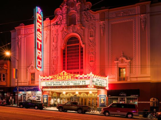 The Epic History of the Castro Theatre, a San Francisco and LGBTQ Landmark - Curbed SF