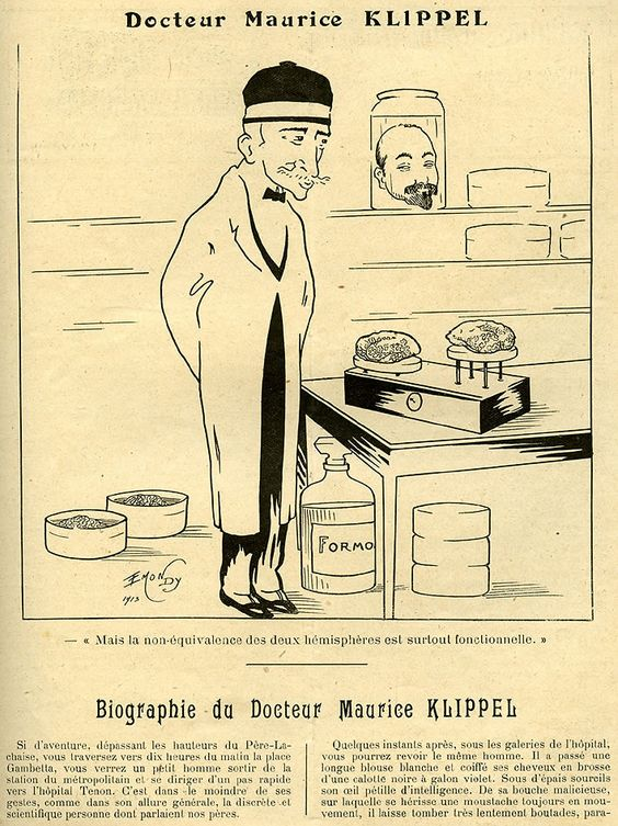 Docteur Maurice Klippel