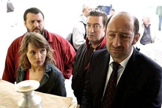 Anne Marivin, Dany Boon, Guy Lecluyse, Kad Merad, Philippe Duquesne Photo : Bienvenue chez les Ch'tis