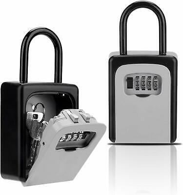 Ad Ebay Key Lock Box Combination Lockbox With Code For House Storage Combo Door Locker In 2020 Key Storage Portable Lock Box Key Storage Box