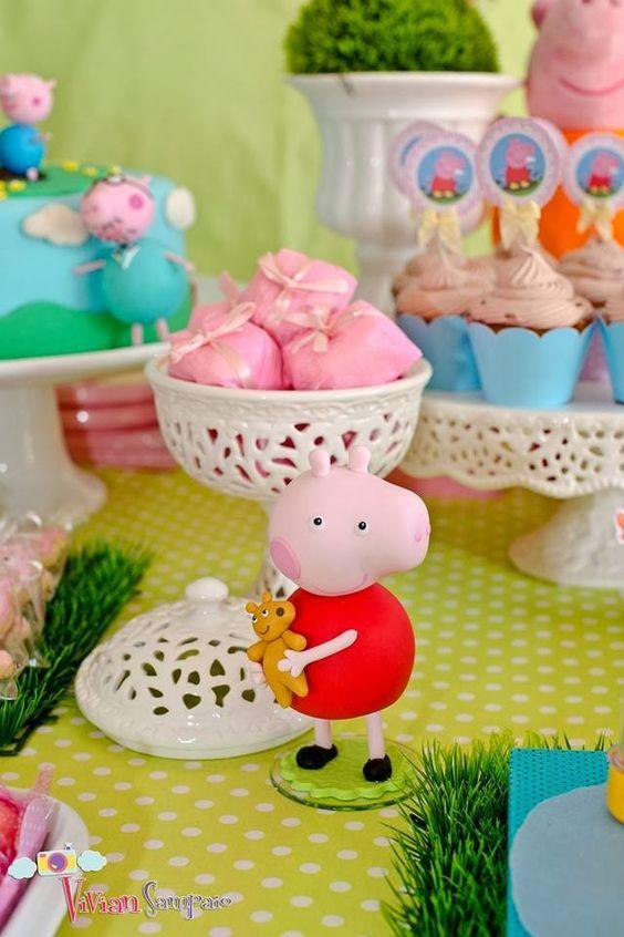Encontrando Ideias: Festa Peppa Pig!!