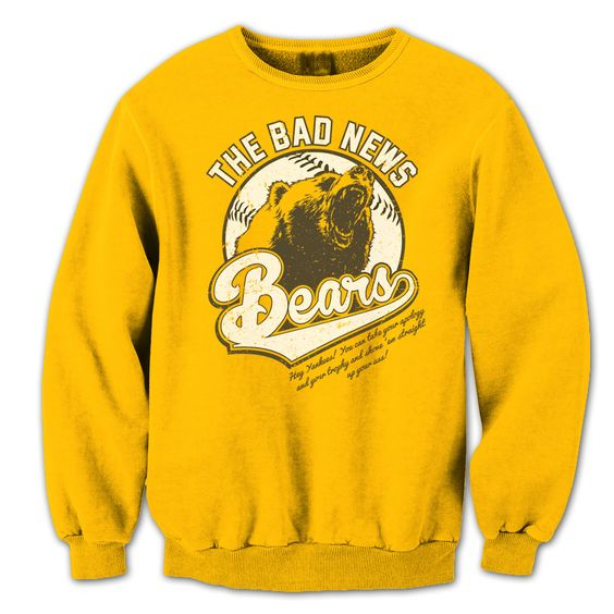 The Bad News Bears Crewneck Sweatshirt