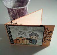 Papierzaubereien und mehr   : ...für die herbstliche Stimmung....