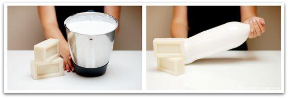 Seguro que esto de hacer jabón te parece algo increible, incluso ridículo y quizás estás pensando, ¿cómo voy a hacer jabón en la máquina que uso para cocinar???, la respuesta es ¡Porqué no!!, no pasa nada. Creo que todos los días usamos jabón para lavar nuestra Thermomix y nuestras tarteras, las sartenes, los tenedores… y …