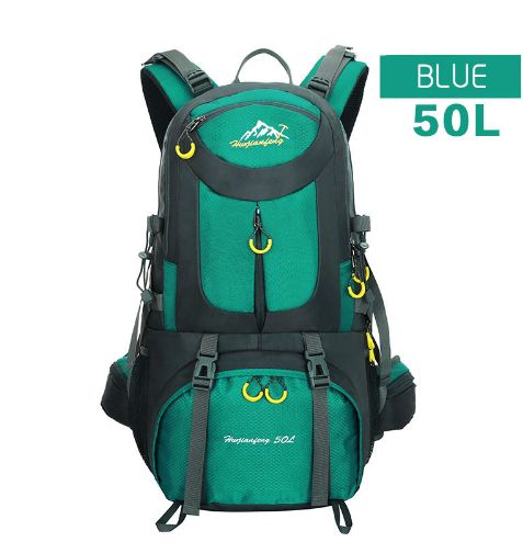Big Load Knapsack Rucksack Sports Hiking Cycling Climbing 50L Lightweight Waterproof Travel Backpack