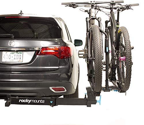 Chic Rockymounts Backstage Swing Away Platform Hitch Rack Sports Outdoors 483 45 Amazingtrendyus From Top Store Hitch Rack Truck Camping Roof Rack