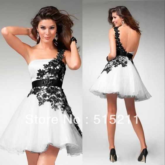 1e3416a1e3 vestidos de fiesta cortos blancos 2014