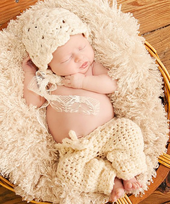 Look what I found on #zulily! Maddie's Mad Hatters Cream Lace Pants & Bonnet by Maddie's Mad Hatters #zulilyfinds