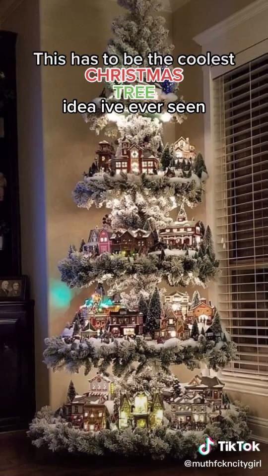Christmas Tree Ideas Video Christmas Decor Diy Christmas Christmas Tree