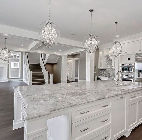 20 Inspiring Kitchen Remodeling Ideas Costs Trends In 2020 White Kitchen Remodeling Kitchen Inspirations Home Decor Kitchen