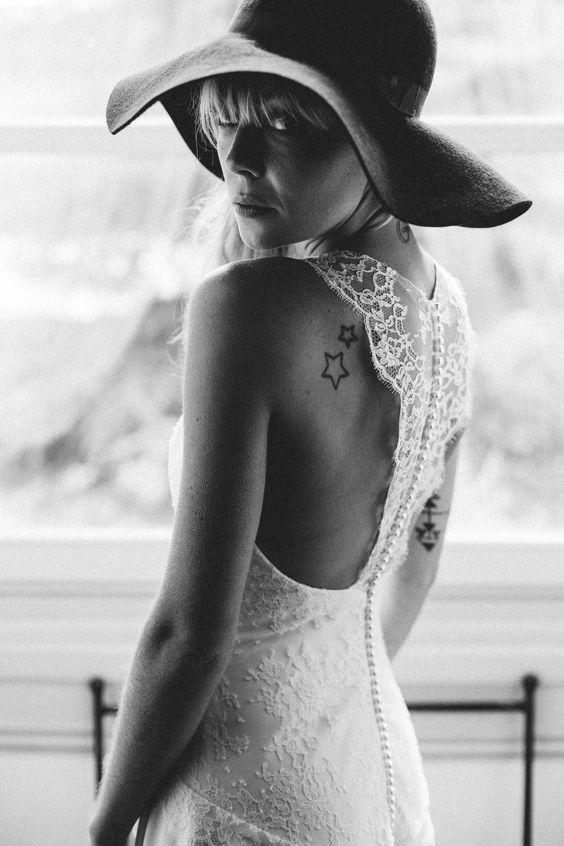 Robe de mariée Manon Gontero 2015 - Modèle Noce d'Emeraude 3
