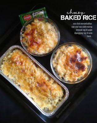 Nasi Keju Panggang Di 2020 Resep Resep Masakan Keju Panggang