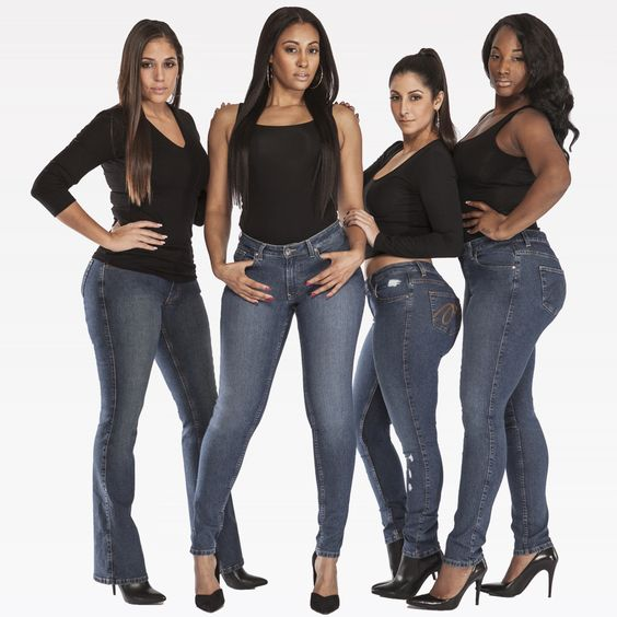 Best Fitting Jeans For Women With Curves!!! | Best Curvy Jeans ...