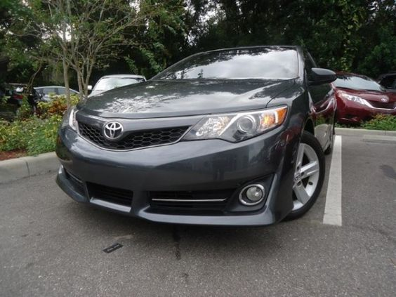 Used 2013 Toyota Camry for Sale in Seffner FL  TrueCar  Cars