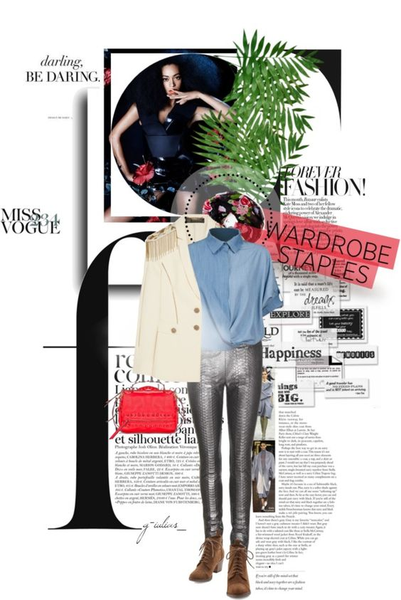 """""""Darling, be daring!"""" by g-iulias on Polyvore"""