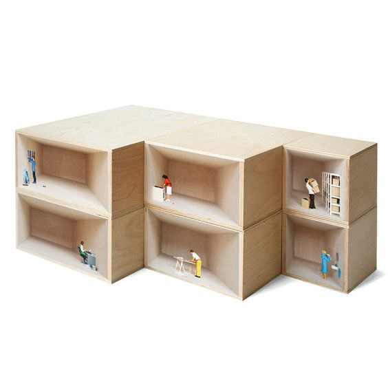 Boxes by pension fuer produkte