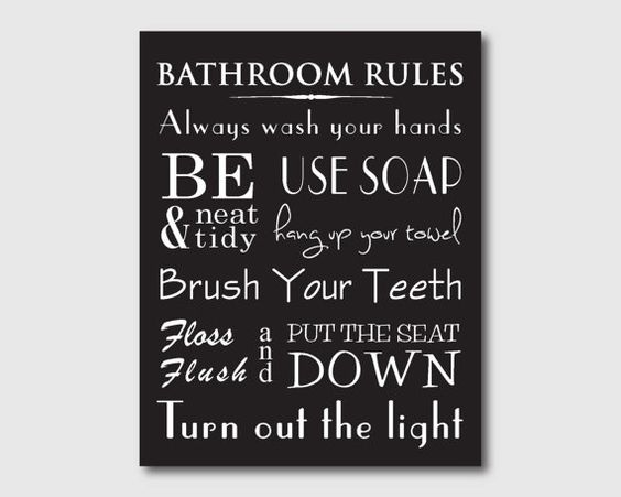 the world's catalog of ideas, vintage wall decor for bathroom
