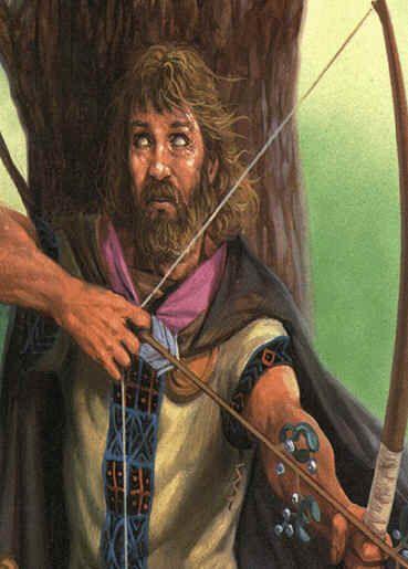 HODR – Deus cego que matou Balder. Incentivado por Loki a participar da festividade dos deuses, Loki o fez atirar em Balder uma flecha feita pelo visco que não lhe prestara fidelidade. Balder logo após foi morto. Acabou sendo morto por Vali.