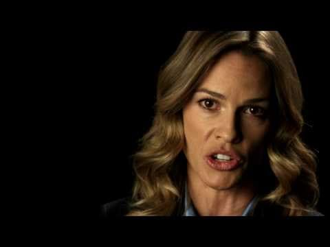 Hilary Swank and Innocence Project: Help Free the Wrongfully Convicted - YouTube