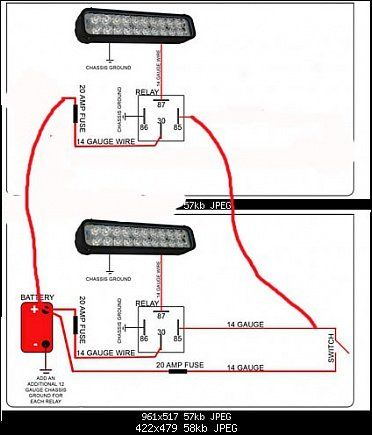 Pin By Dragon On Jeep Items Bar Lighting Automotive Electrical Automotive Repair