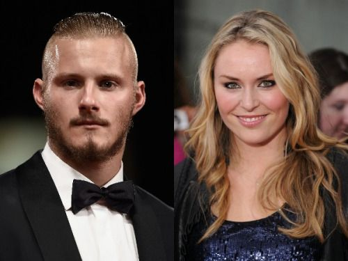 'Vikings' Star Alexander Ludwig Dating Tiger... #TigerWoods: 'Vikings' Star Alexander Ludwig Dating Tiger Woods' Ex Lindsey… #TigerWoods