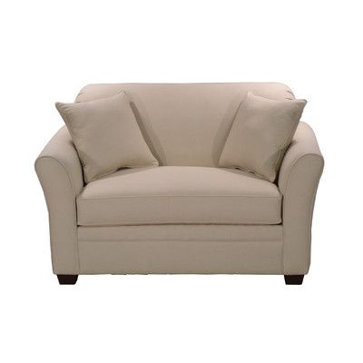 LaCrosse Furniture Ludlow Twin Sleeper Loveseat Furniture Pinterest