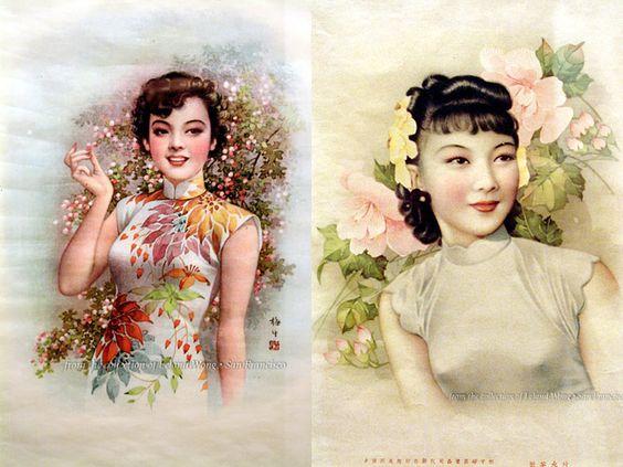 Dollymic: Shanghai Beauty