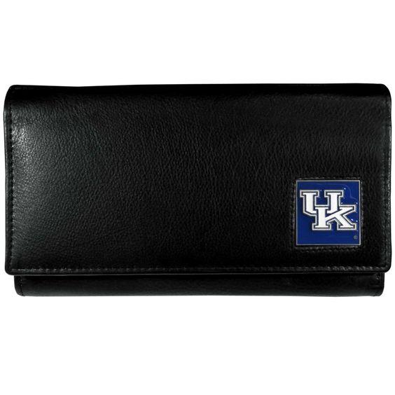 Kentucky Wildcats Leather Women's Wallet