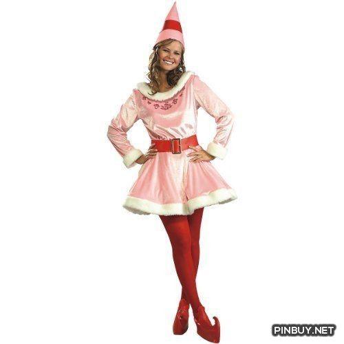 Rubie's Costume Deluxe Jovi The Elf Costume - PinBuy