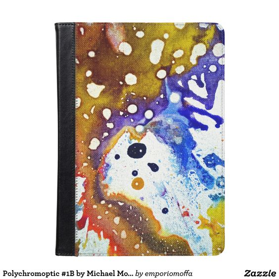 Polychromoptic #1B by Michael Moffa