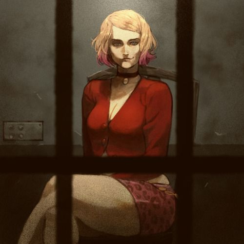 I M Not Your Mary By Tumblr User Dinerforwolves Maria Silent Hill 2 Silent Hill 2 Silent Hill Art Silent Hill