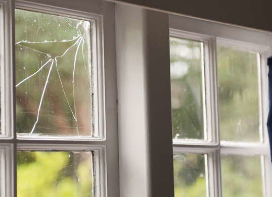 15 Little Signs Your House Has A Big Problem Window Glass Repair Window Repair Glass Repair