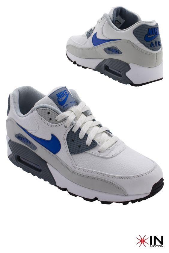 #Nike Air Max 90 Tamanhos: 40 a 44  #Sneakers mais informações: http://www.inmocion.net/Nike-Air-Max-90-652980-107-pt?utm_source=pinterest&utm_medium=652980-107_Nike_p&utm_campaign=Nike