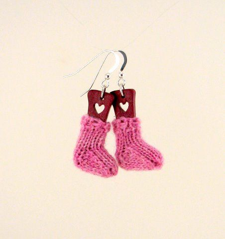The Tiniest Wee Socks by mbakewel, via Flickr