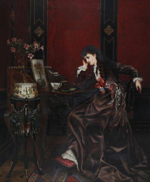 Sarah Sophia Beale - The pleasures of art