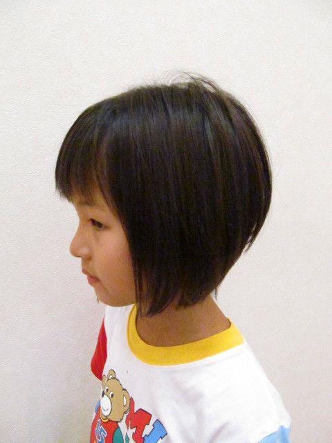 ボード 子供髪型 女の子 のピン