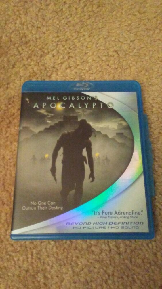Apocalypto Blu Ray Disc 2007 For Sale Online Ebay Mel Gibson Evil Person Shopping Photography